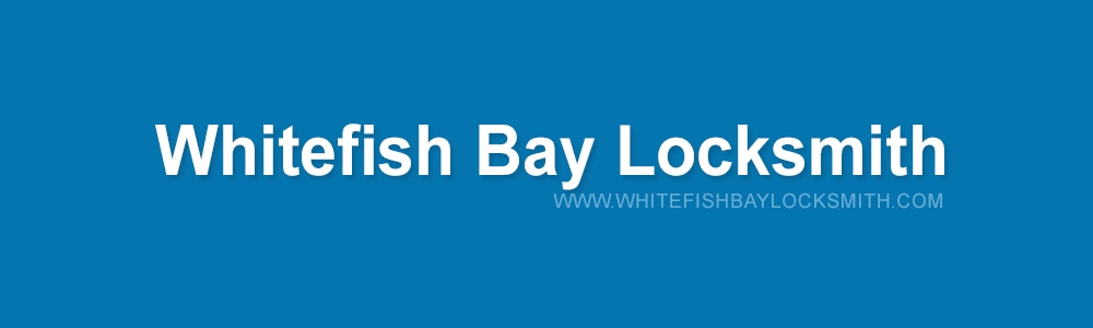 Whitefish Bay Locksmith (@whitefishbaylocksmith) Cover Image
