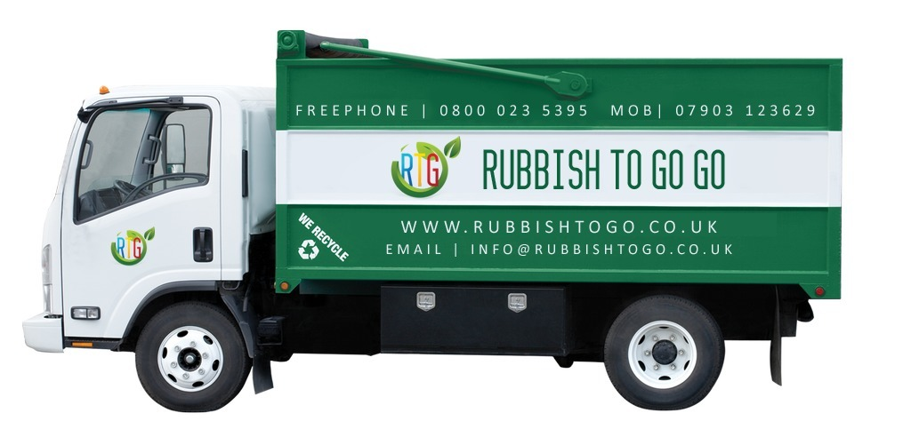 Rubbish To Go (@rubbishtogouk01) Cover Image