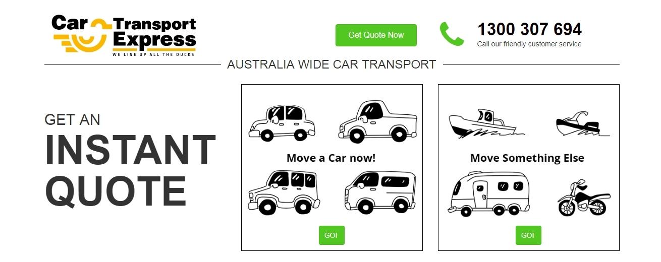 Car Transport Express (@cartransportexpressau) Cover Image