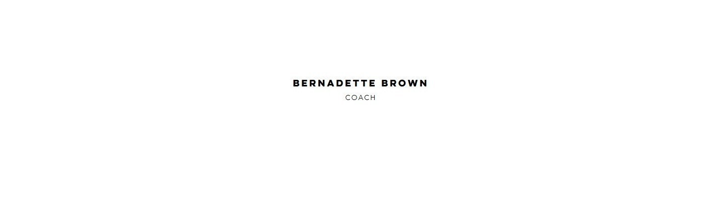 Coaching for Startups and Life (@yourcoachbernadette) Cover Image