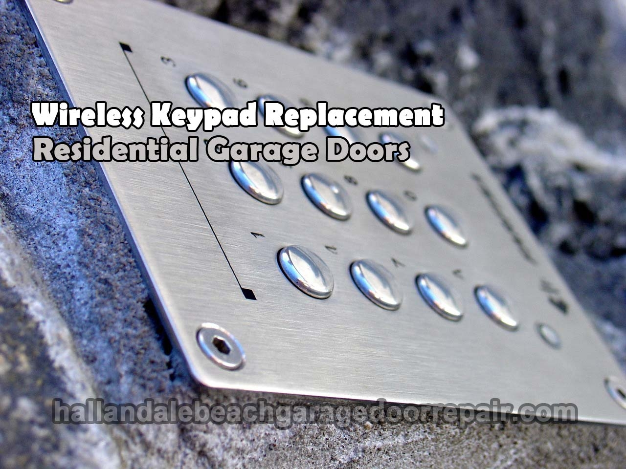 Maloney Garage Door (@hallandalebeachgaragedoorrepair) Cover Image