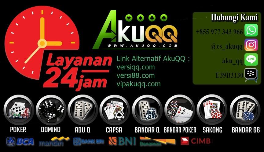 akuqq bandarqq bank 24 jam online (@akuqq-bandarqq-bank-24-jam) Cover Image