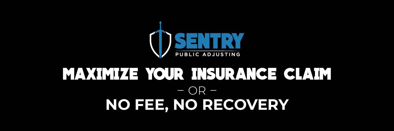 Sentry Public Adjusting  (@sentrypublicadjusting) Cover Image