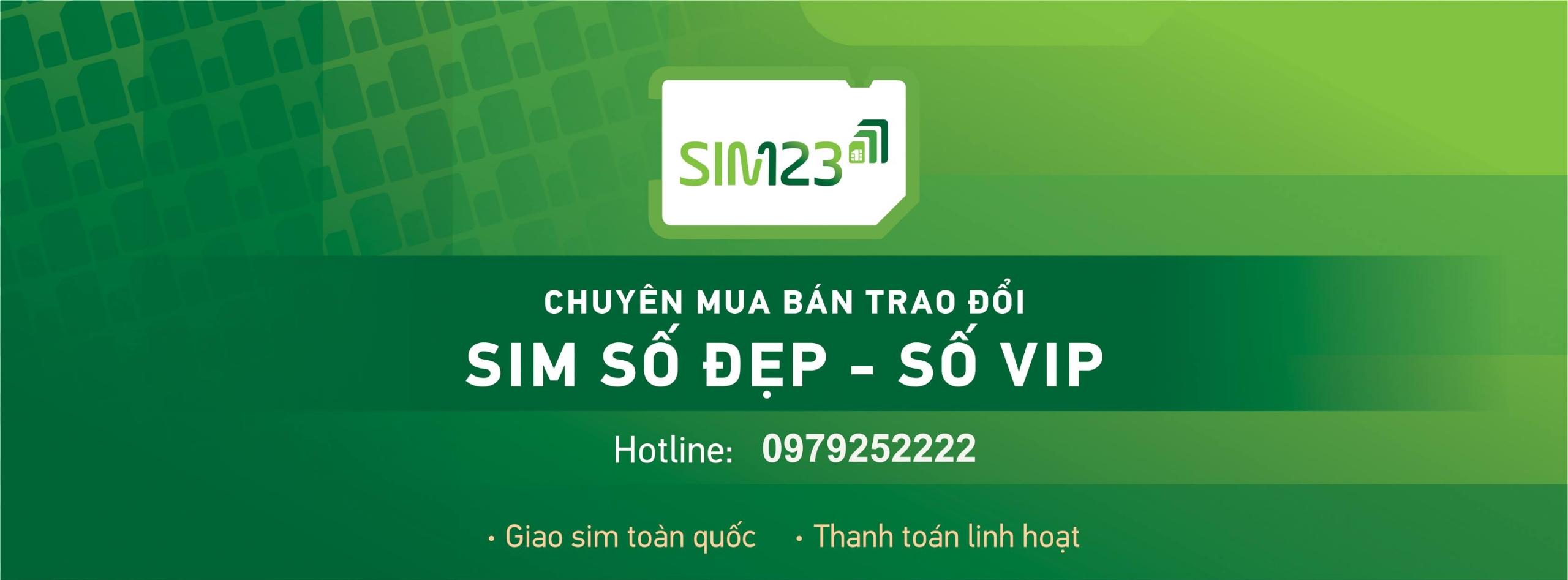 Sim123Vn Sim đẹp giá rẻ (@sim123vn) Cover Image