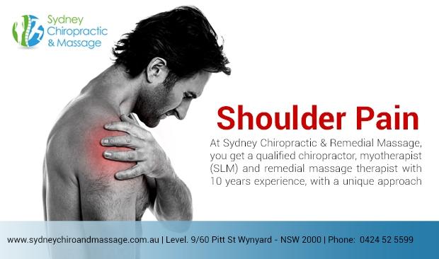 Sydney Chiropractic and Massage (@sydneychiroandmassage) Cover Image
