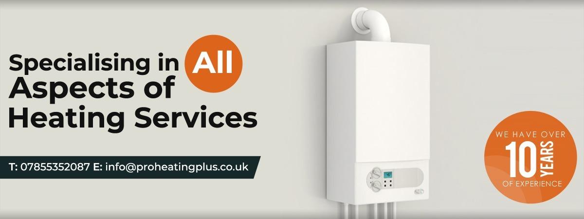 Pro Heating Plus (@proheatinguk) Cover Image