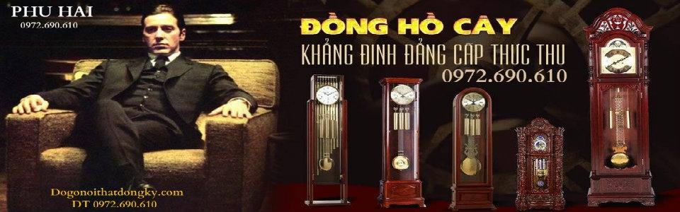 +68 Mẫu Đồng Hồ Cây Quả Lắc | Đồng Hồ Đứng Máy Co (@donghocayqualac) Cover Image