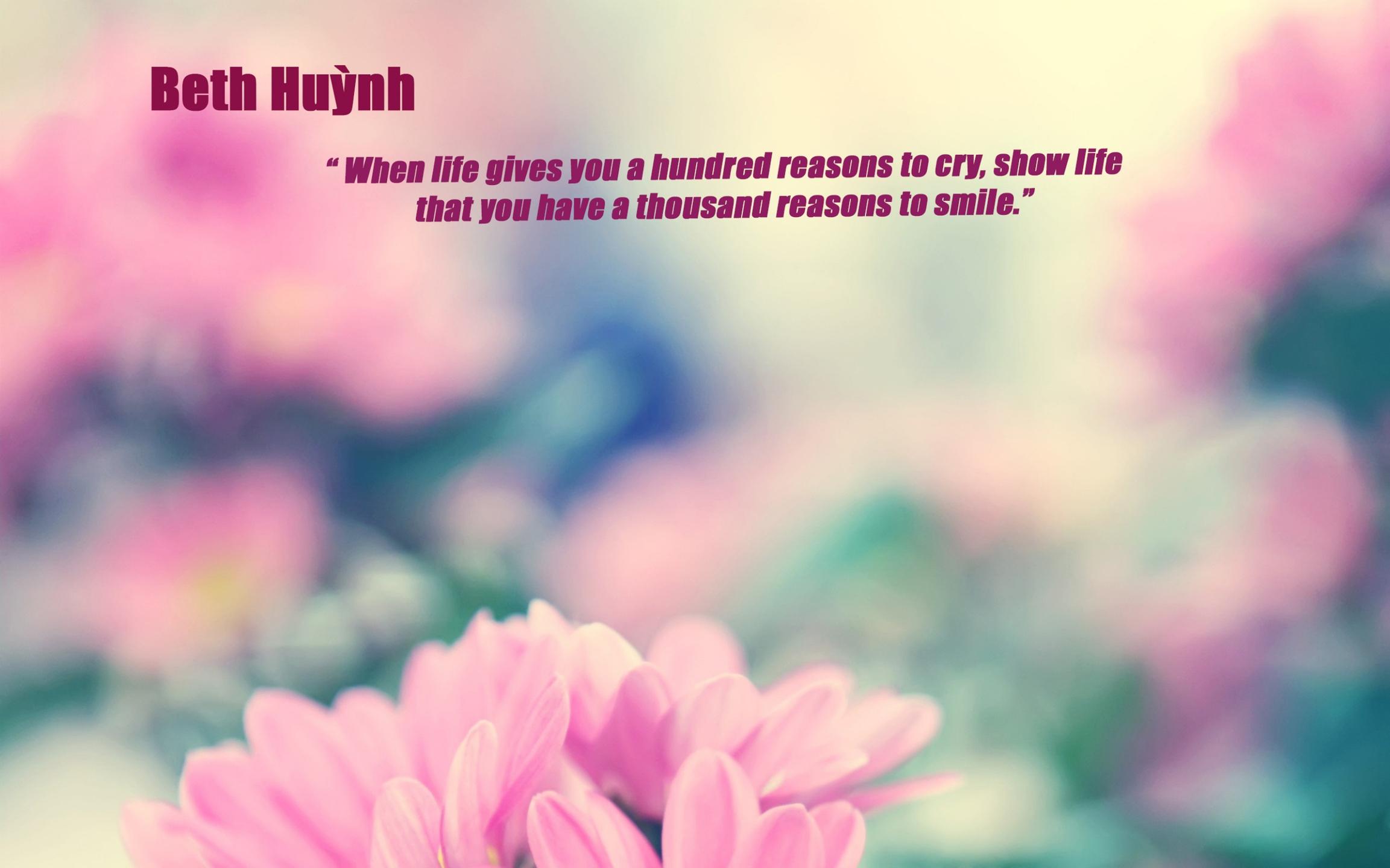 Nguyễn Ngọc Huỳnh (Beth Huỳnh) (@bethhuynh1991) Cover Image