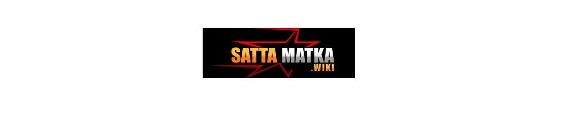 satta matka (@sattamatkawiki) Cover Image