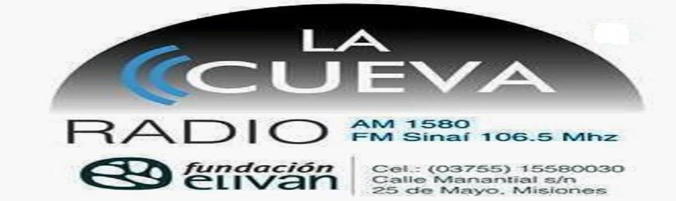 Radio la Cueva AM 1580 (@radiolacueva1580) Cover Image