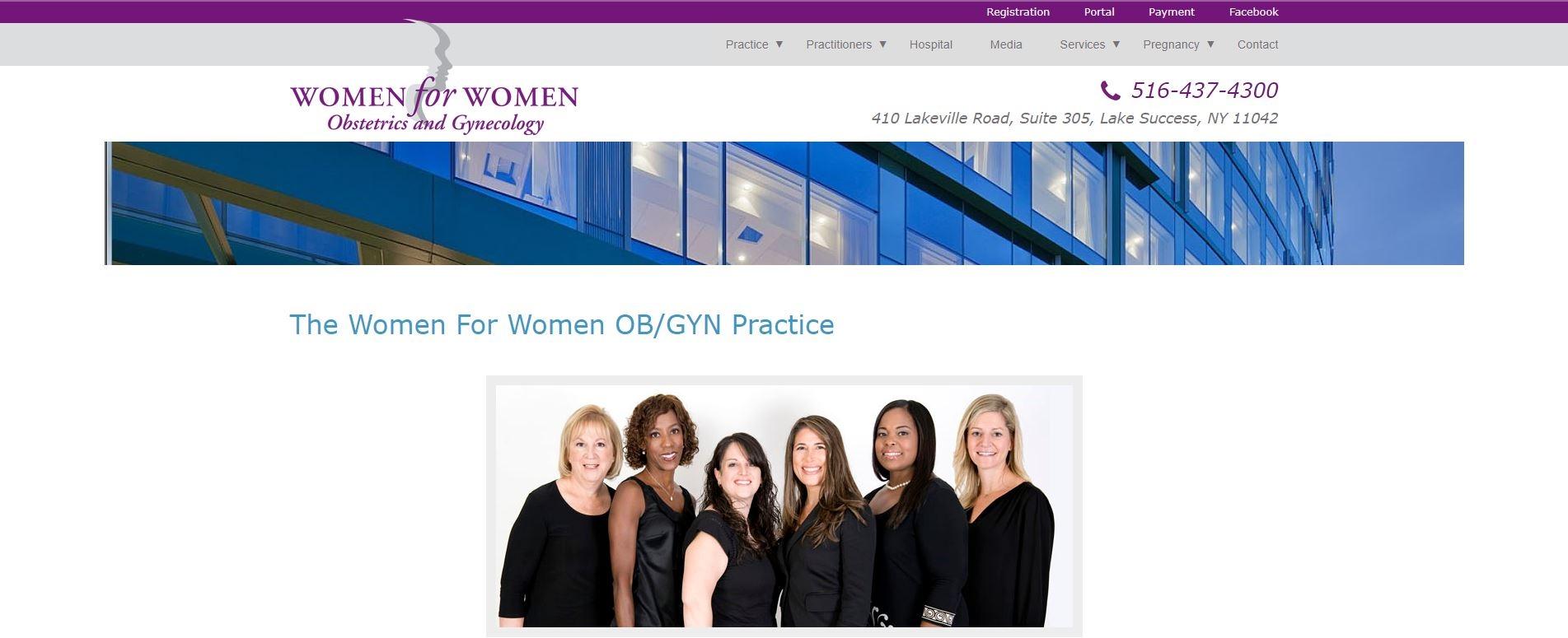 Women For Women Obstetrics And Gynecology (@women4women) Cover Image