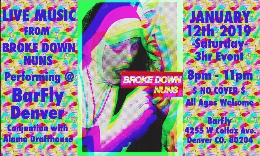 Broke Down Nuns (@brokedownnuns) Cover Image