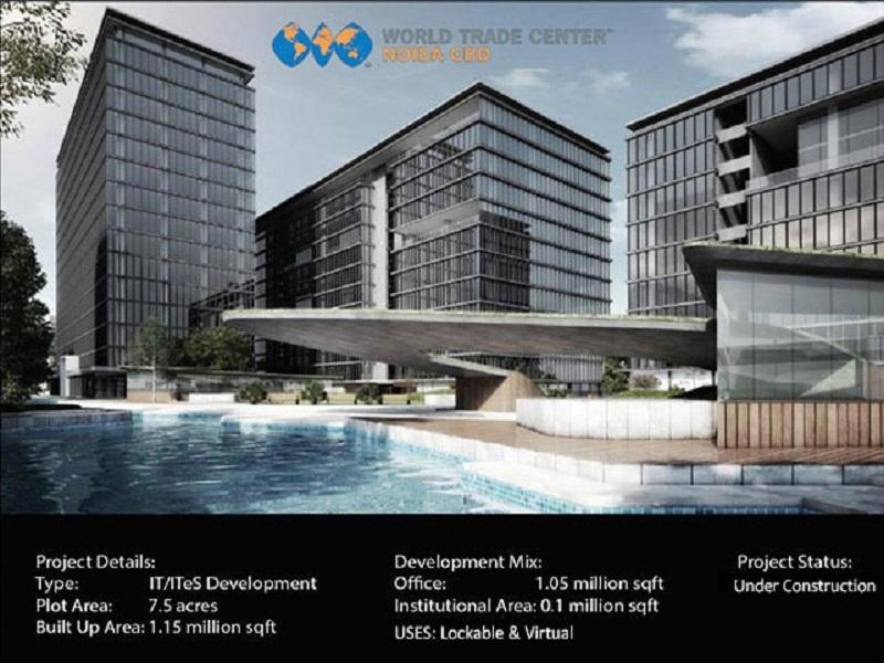 World Trade Centre CBD Noida (@wtccbd) Cover Image