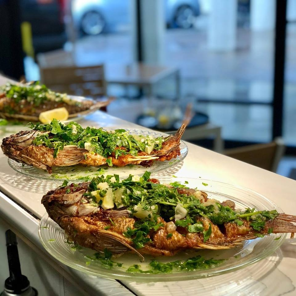 Tel Aviv Fish Grill (@telavivfishgrill) Cover Image