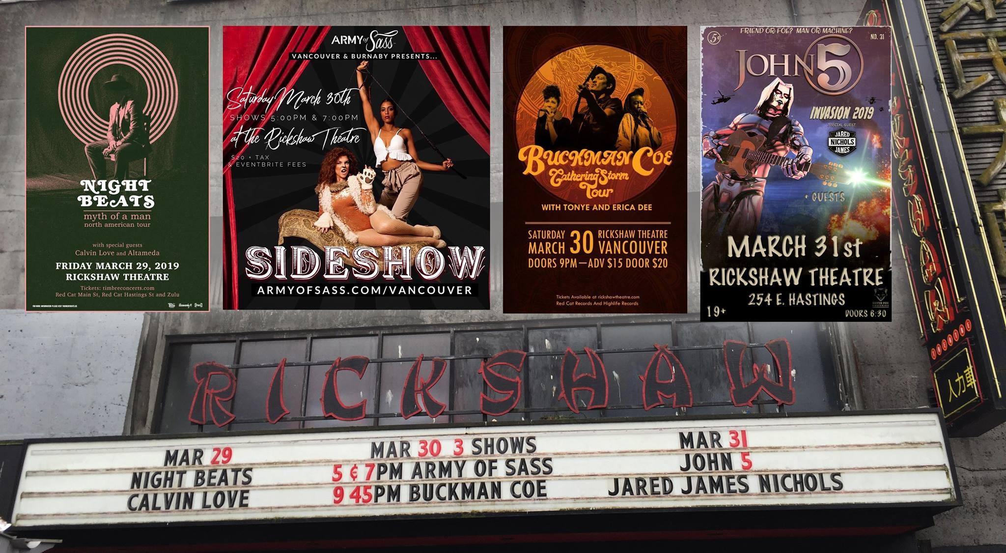 Rickshaw Theatre  (@rickshawtheatre) Cover Image