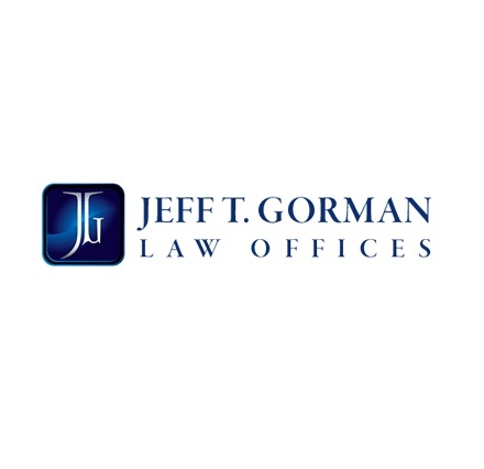 Jeff T. Gorman Law Offices (@jgormanlaw888) Cover Image