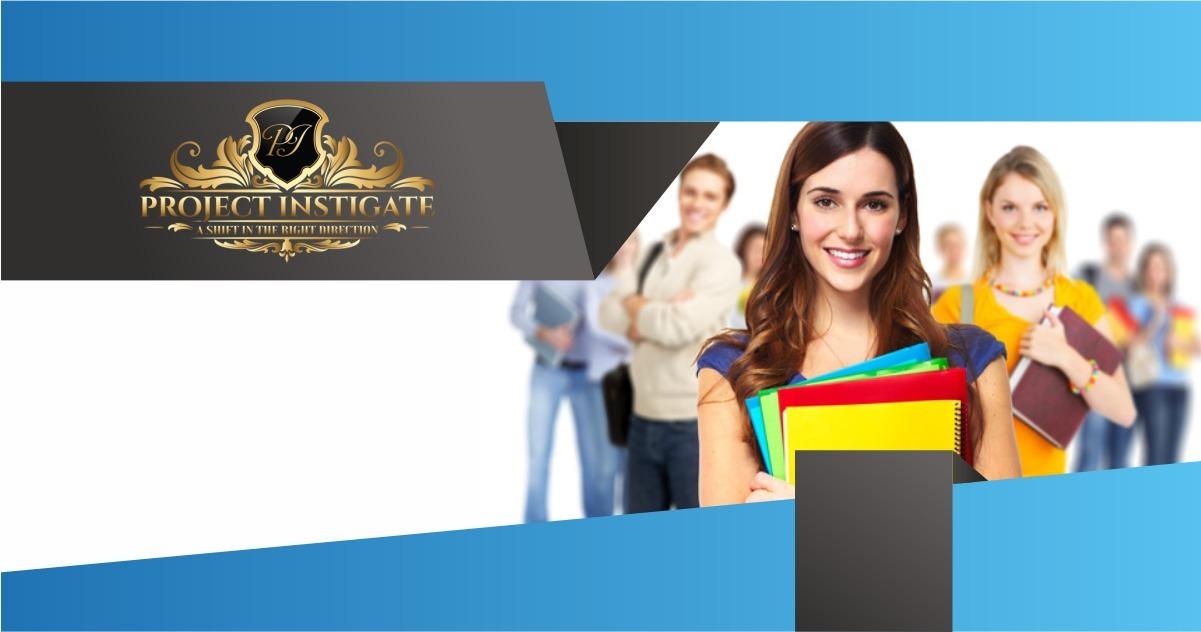 Project Instigate (@projectinstigate) Cover Image