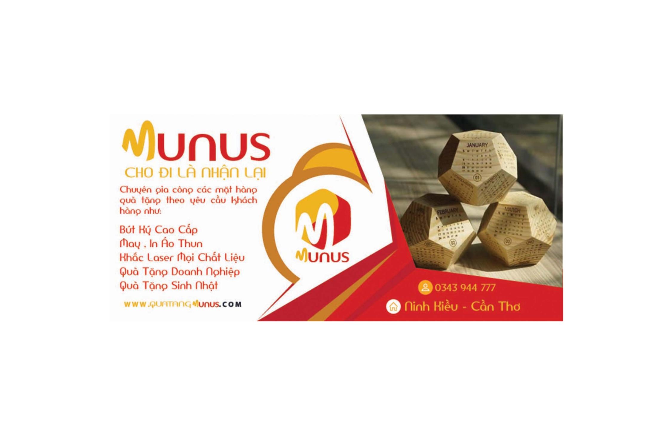 Munus quà tặng đẳng cấp (@munusquatang) Cover Image