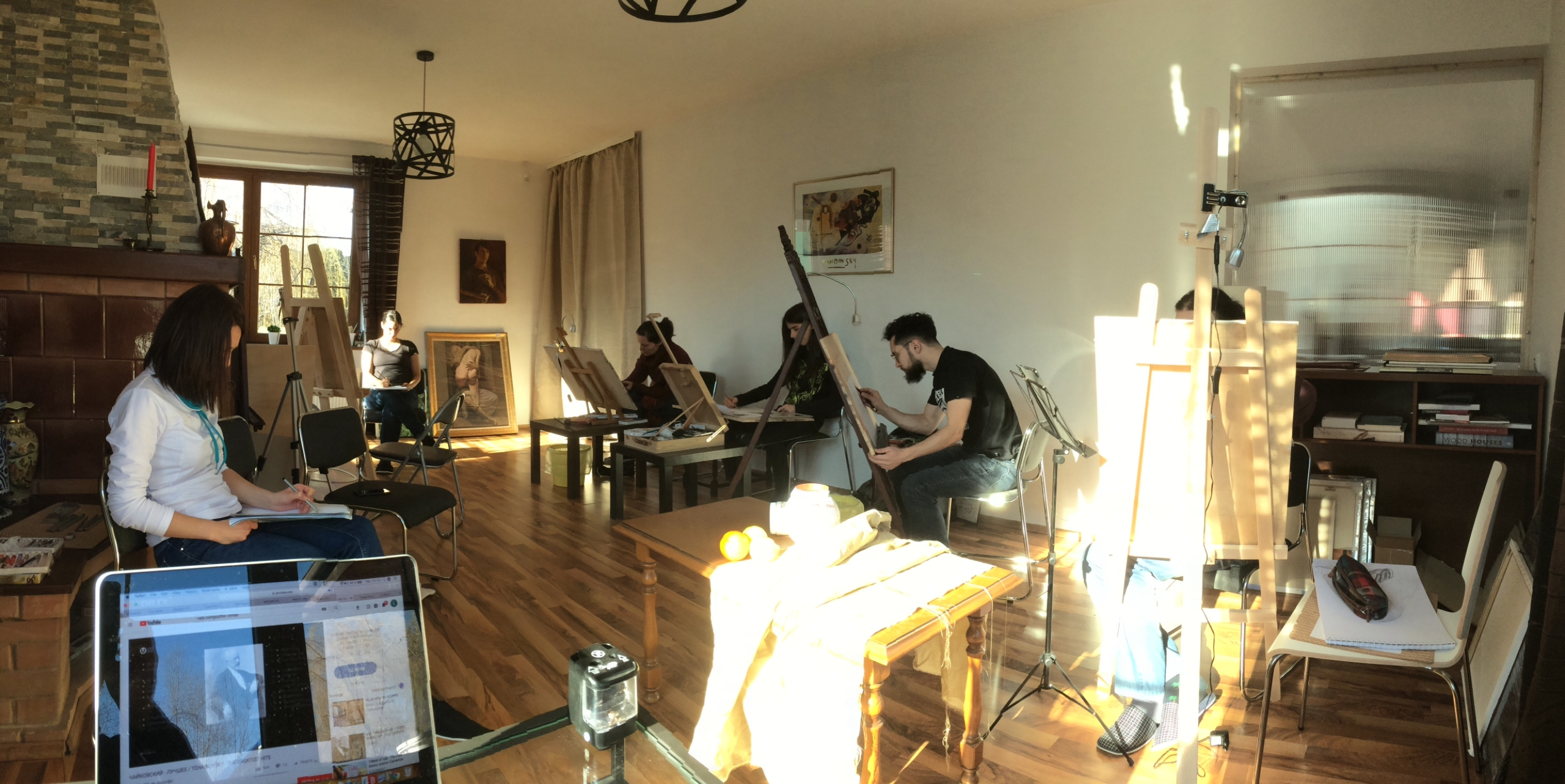 Atelier de pictura si dese (@atelierpicturadesen) Cover Image