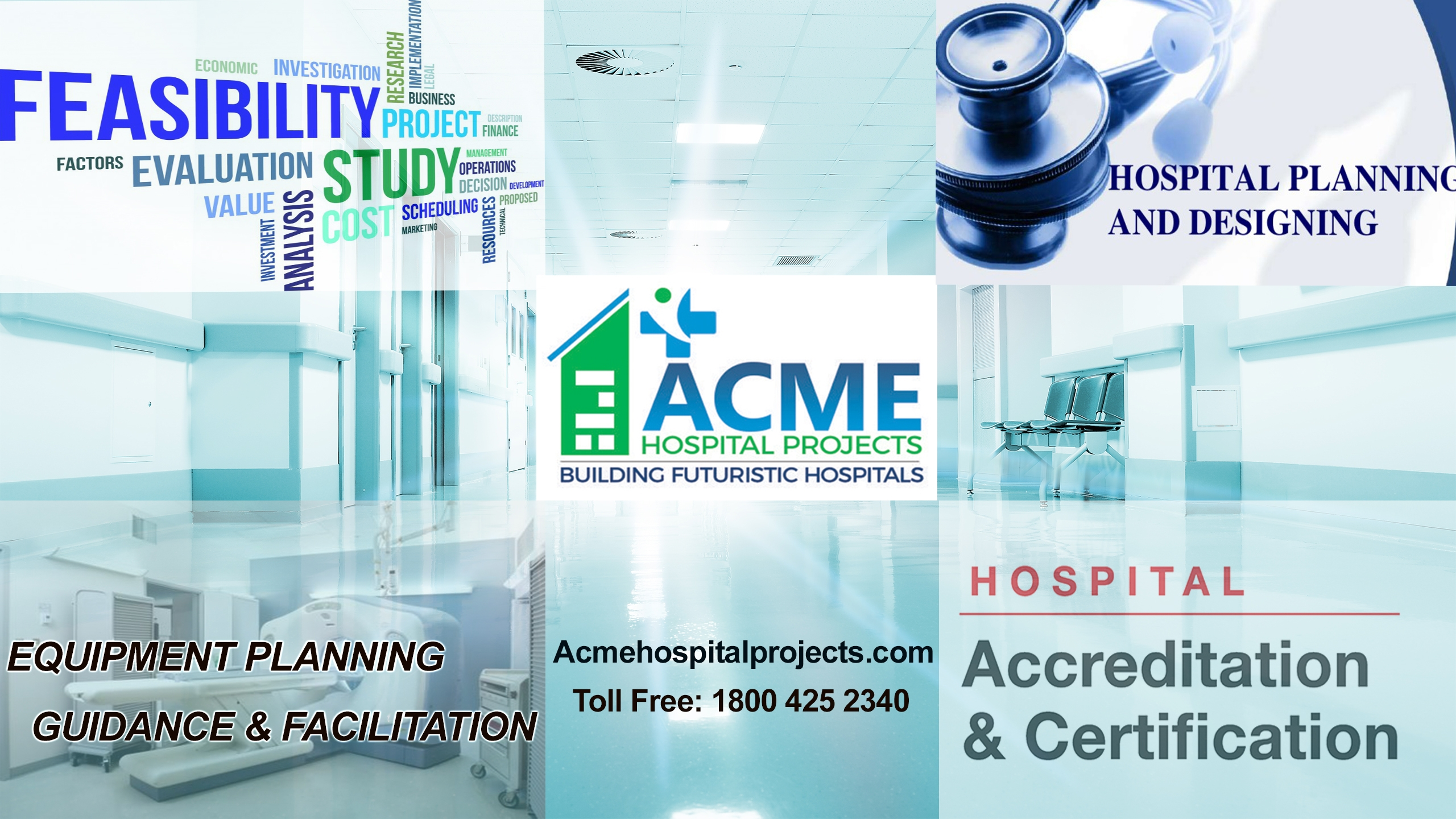 Acme Hospital Projects  (@acmehospitalprojectsindia) Cover Image