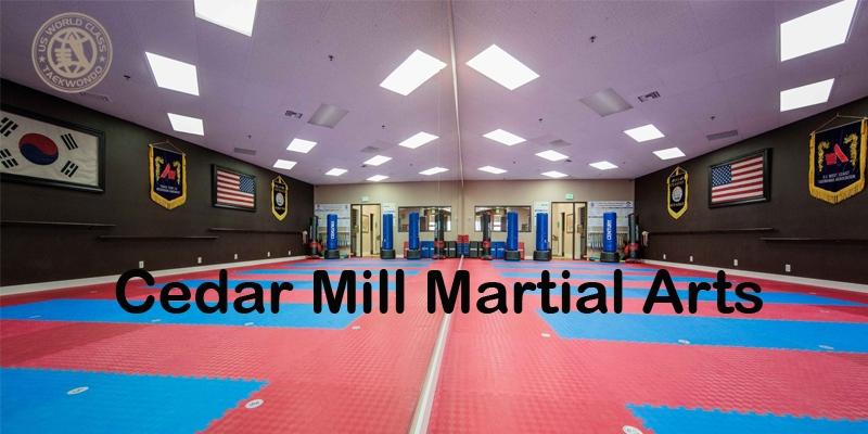 Cedar Mill Martial Arts (@cedarmillmartialarts) Cover Image