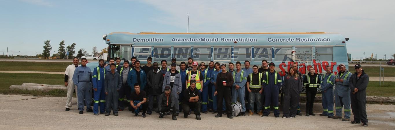 Smashers Demolition (@smashersdemolition) Cover Image