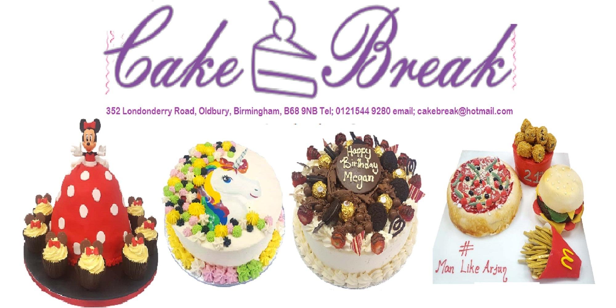 Cake B (@eggfreecakebreak) Cover Image