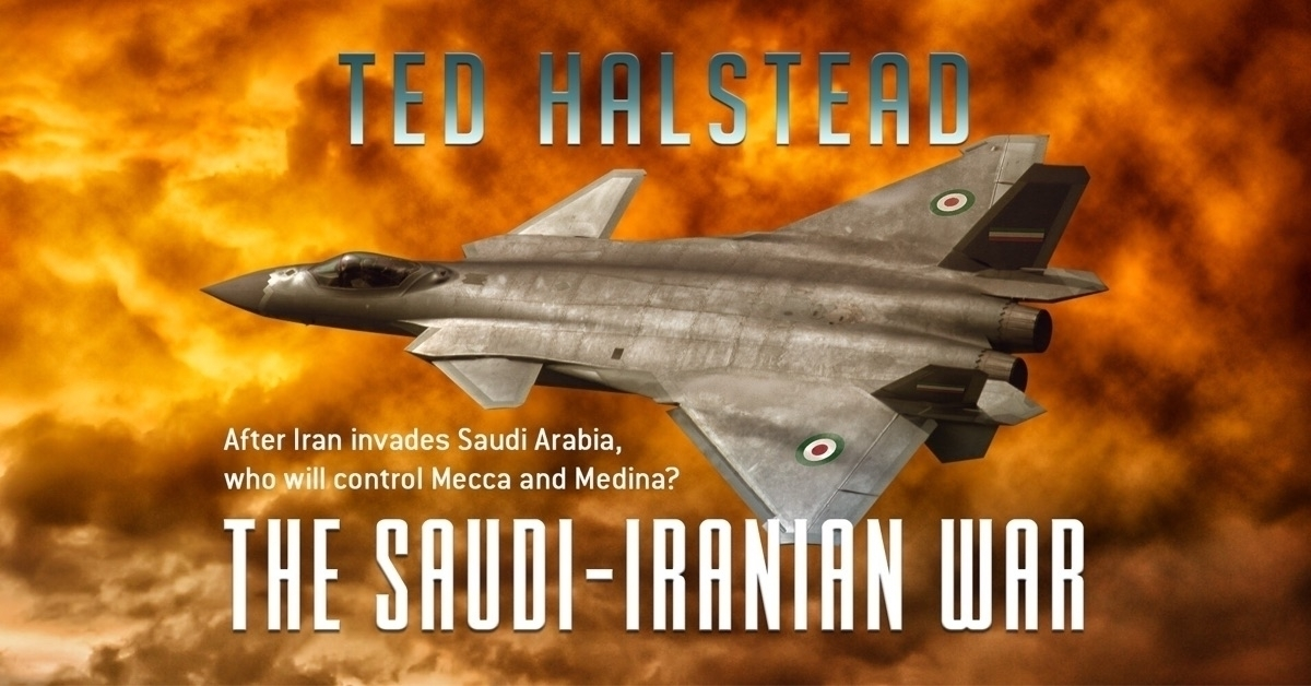@tedhalstead Cover Image