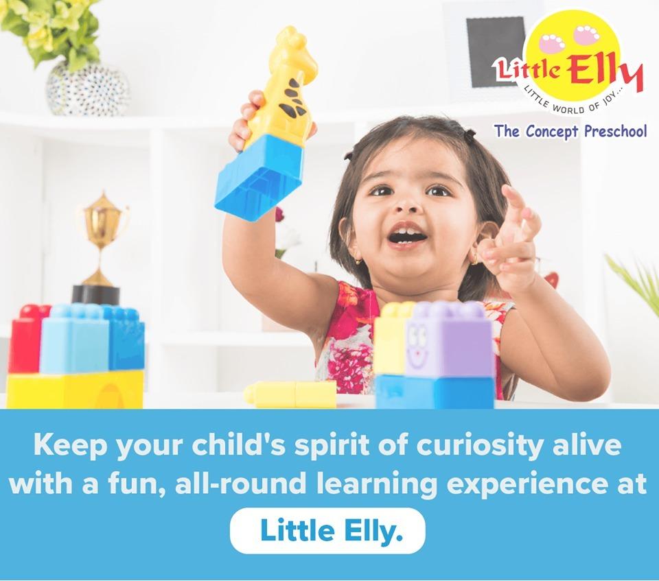 Little Elly Preschool (@littleellyconceptpreschool) Cover Image
