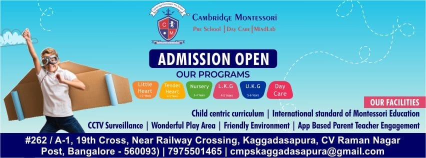 Cambridge Montessori (@cambridgemontessori) Cover Image