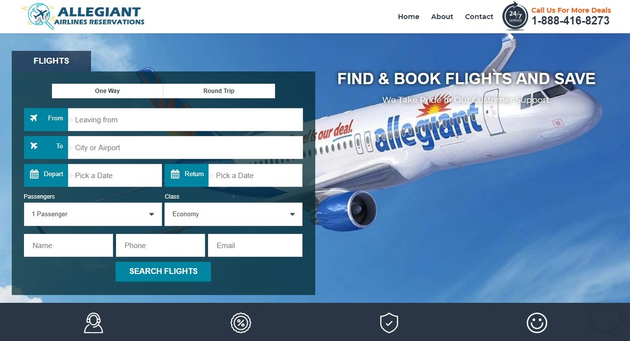 Allegiant Airlines Booking (@flightsbooking001) Cover Image