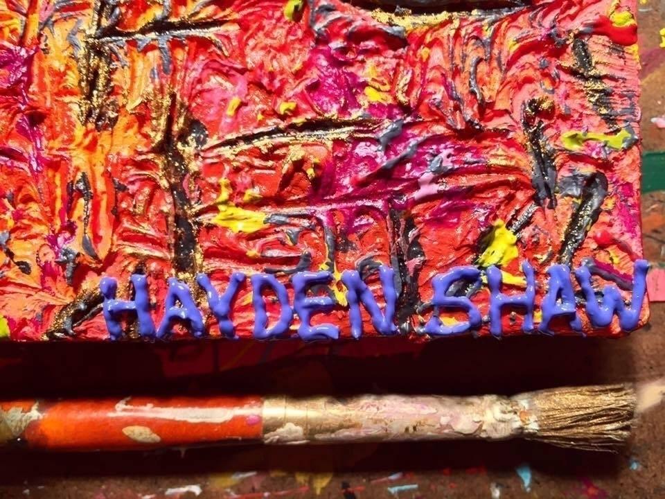 Hayden Lee Shaw (@haydenleeshaw) Cover Image