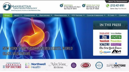 Manhattan Gastroenterology (@medicalofficeny) Cover Image