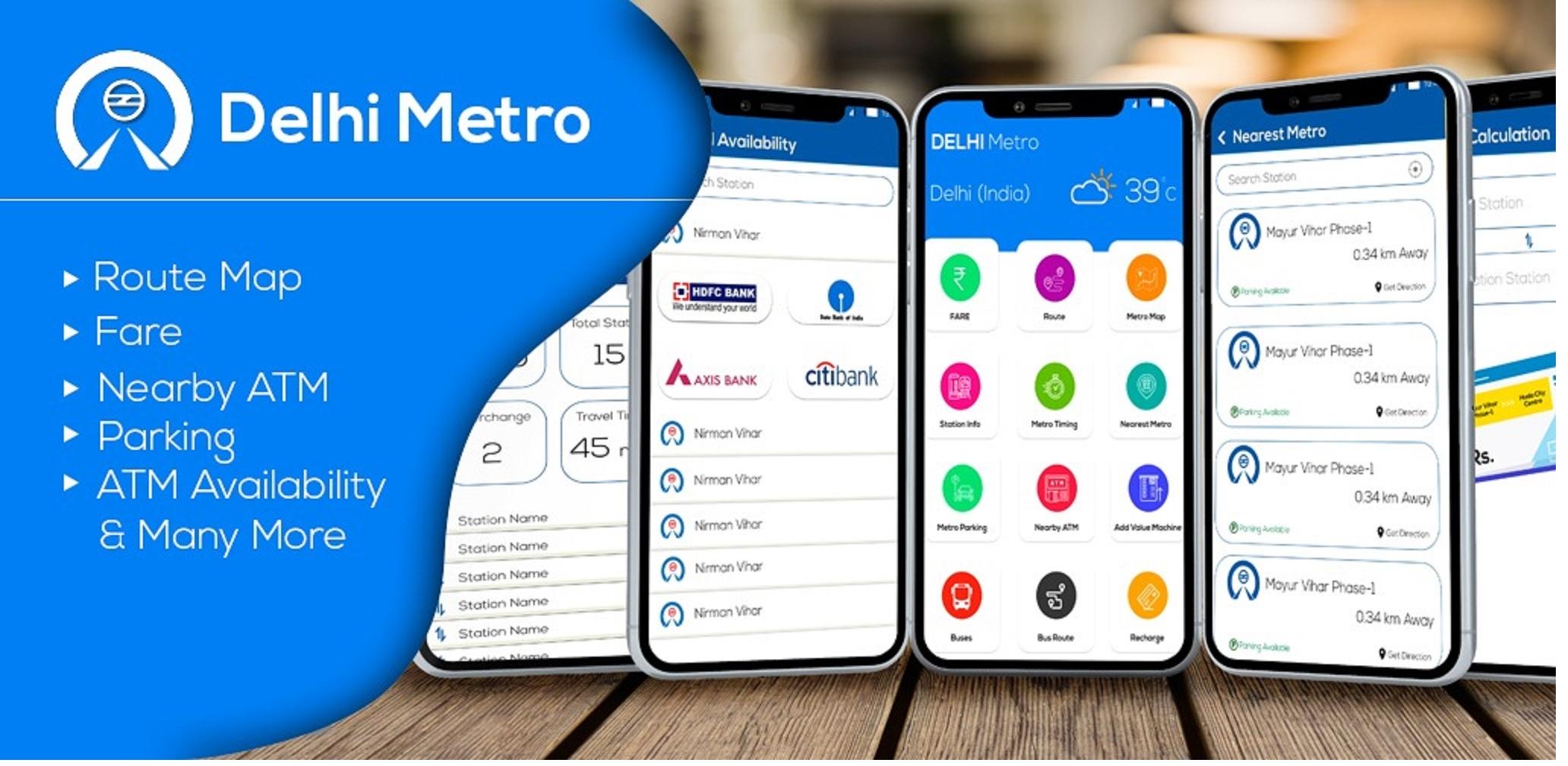 Delhi Metro App  (@delhimetroapp) Cover Image