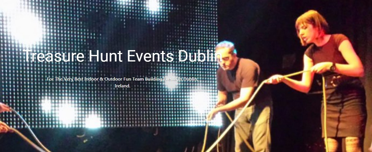 Treasure Hunts Dublin (@treasurehuntsdublin) Cover Image