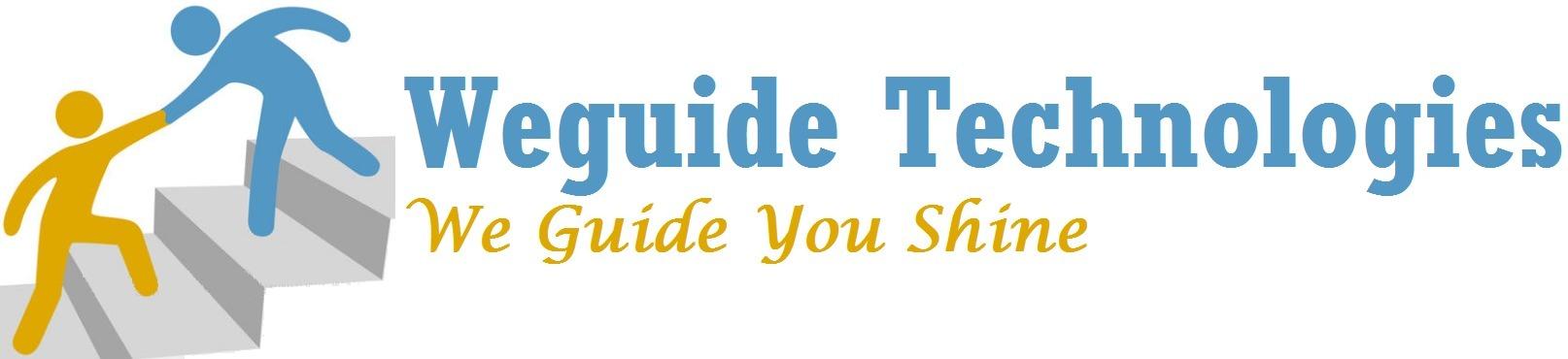 Weguide technologies (@weguidetechnolgies) Cover Image