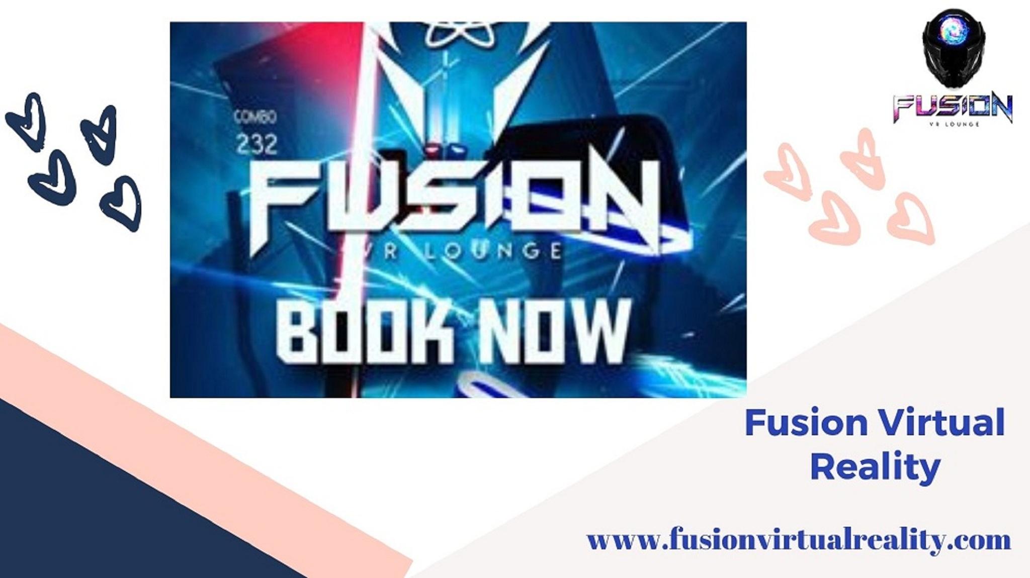 Fusion Virtual Reality (@realityfusionvirtual) Cover Image