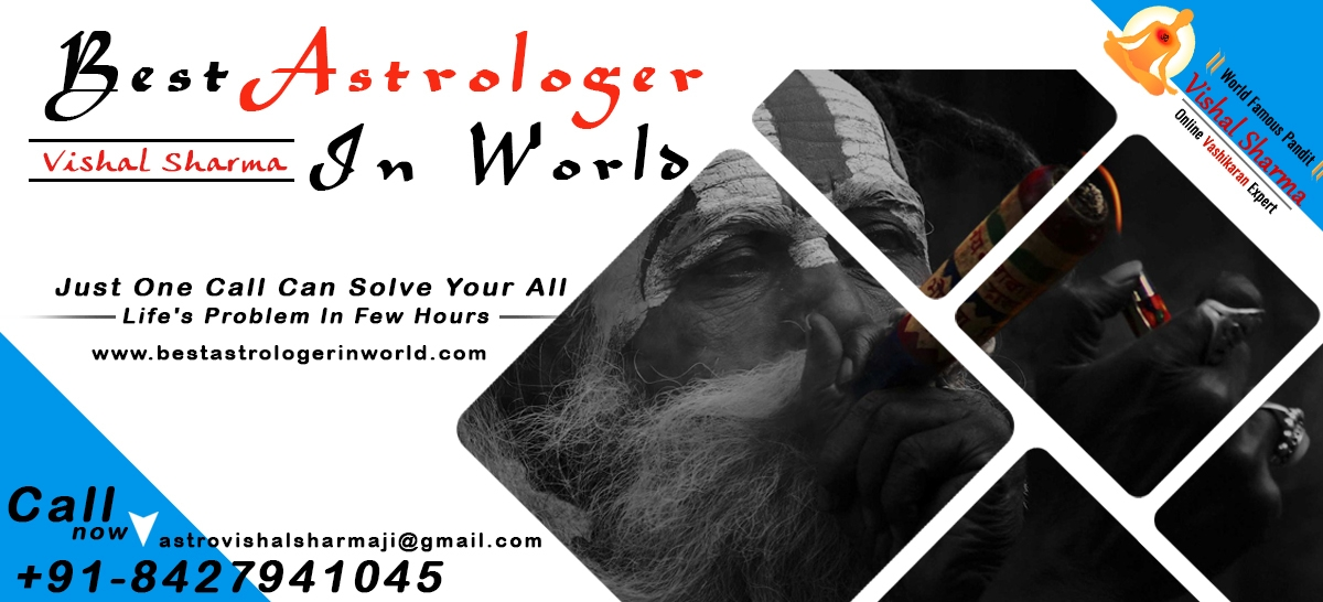 Best Astrologer in World (@vishalastro) Cover Image