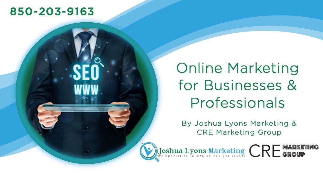 Joshua Lyons Marketing, LLC (@joshualyonsmarketing) Cover Image