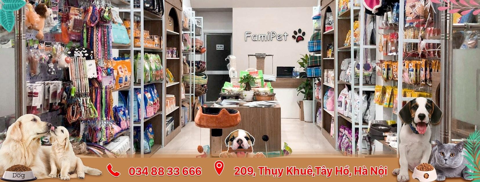shop thu cung famipet (@shopthucungfamipet) Cover Image