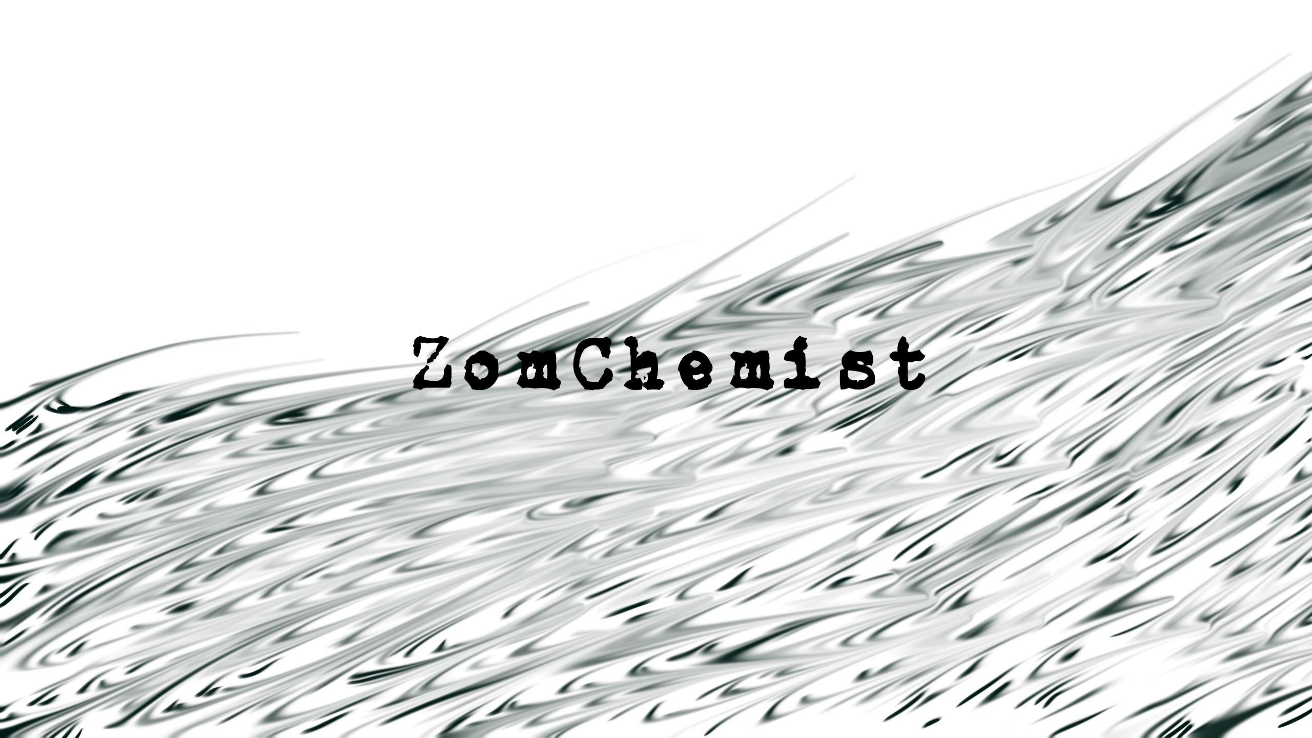 ZomChemist (@zomchemist) Cover Image