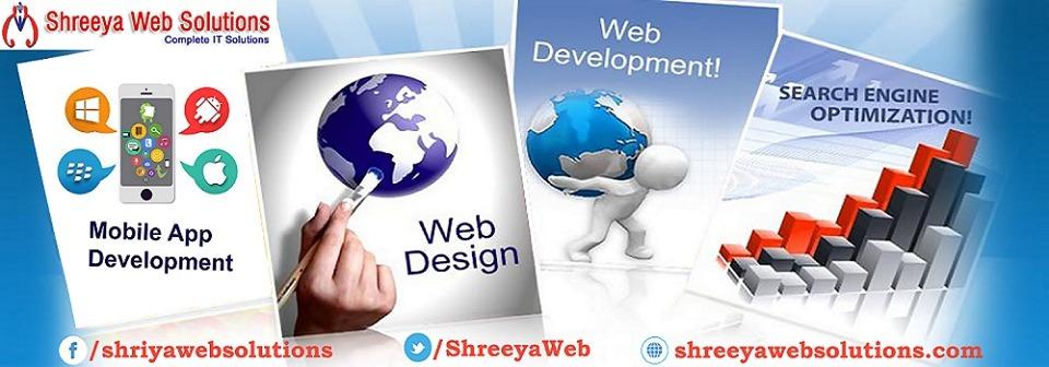 Shreeya  (@shreeyawebsolutions) Cover Image