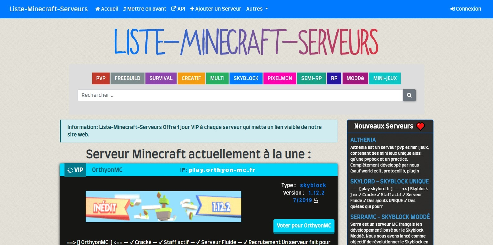 ListeMinecraft (@naccan) Cover Image