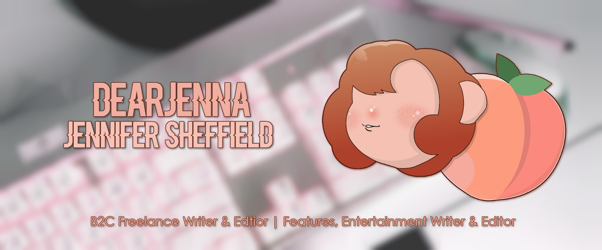 Jennifer (@dearjenna) Cover Image