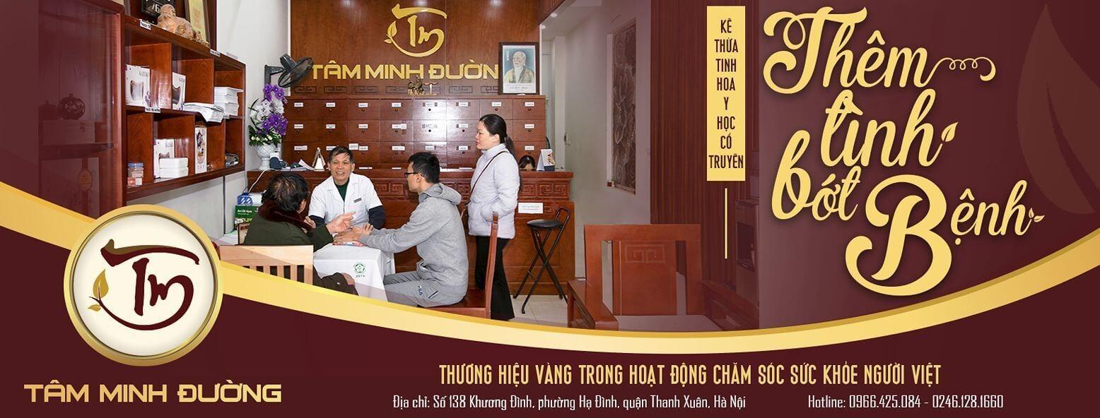 Bác sĩ Phạm Thị Trang tại PK Tâm Minh Đường (@bsphamthitrang) Cover Image