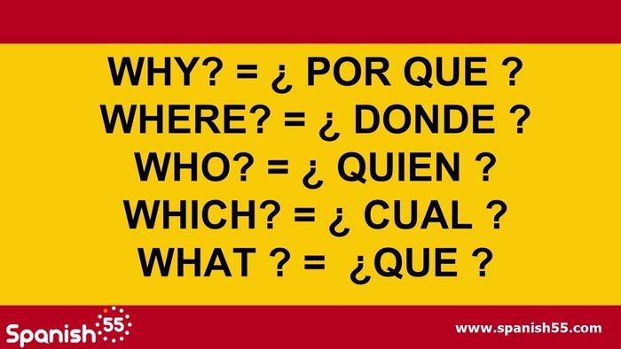 Spanish55 (@spanishlessons) Cover Image
