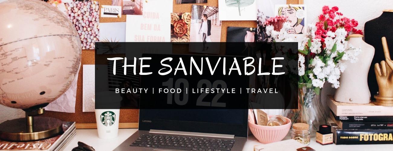 The Sanviable (@thesanviable) Cover Image
