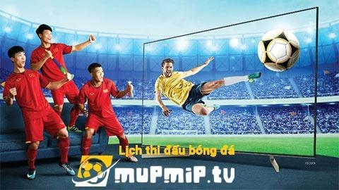 Lịch thi đấu Mupmip TV (@lichthidaumupmiptv) Cover Image