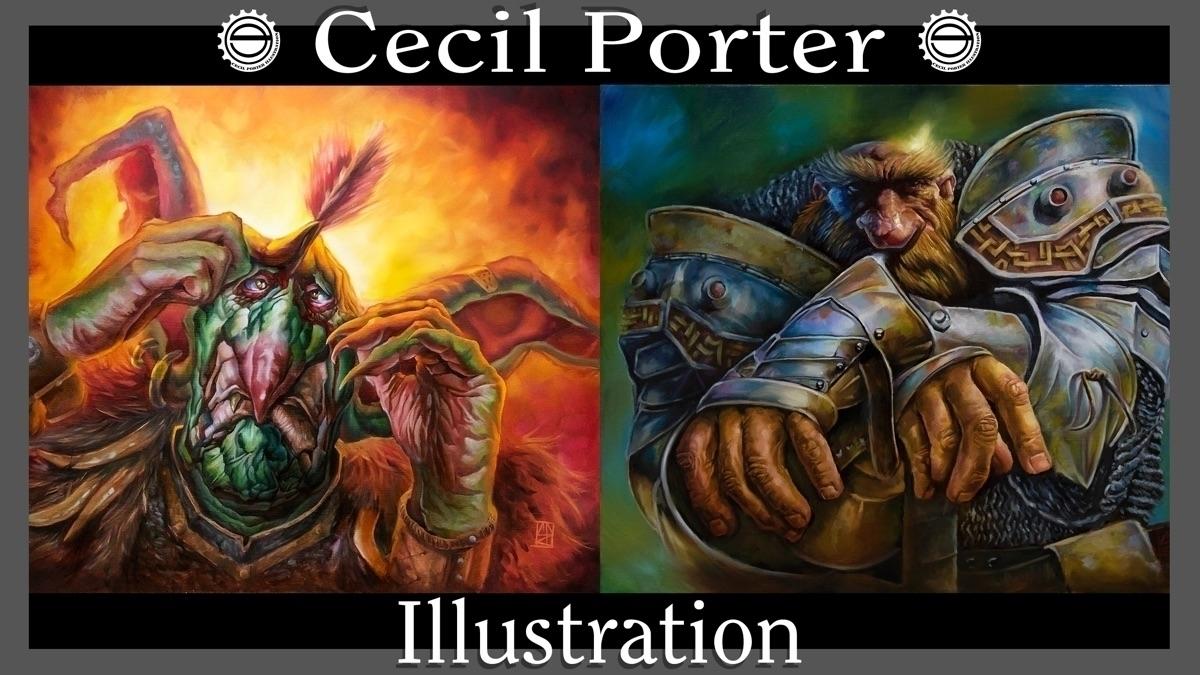 Cecil Porter (@the_artwork_of_cecil_porter) Cover Image