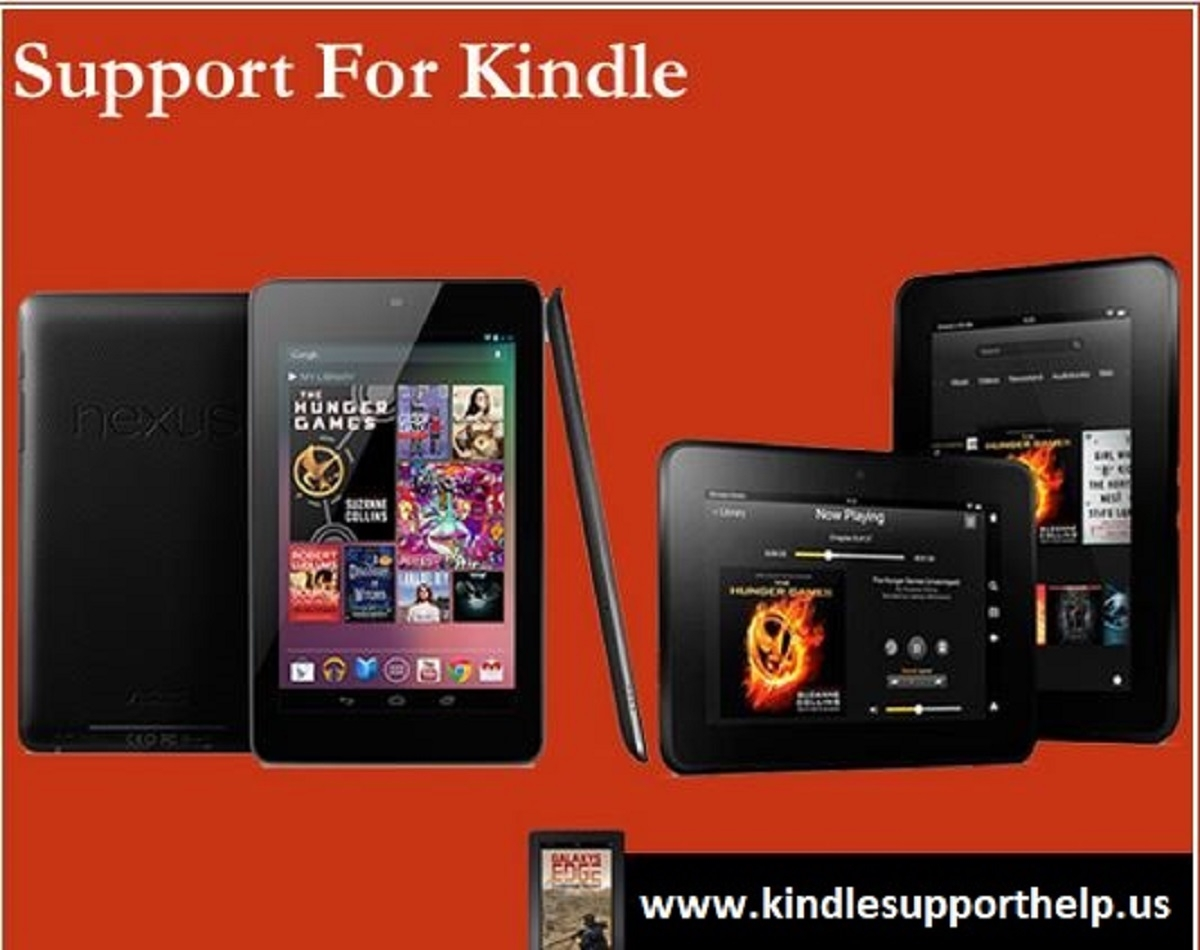 Kindle Support (@kindlehelpus) Cover Image
